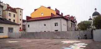 У Коломийському ліцеї невдовзі з'явиться сучасний спортзал ВІДЕО