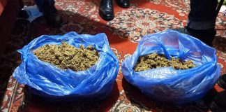 На Франківщині спіймали двох збувачів амфетаміну та марихуани ФОТО