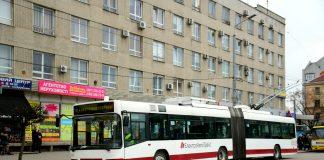 У Франківську тролейбус №7 тимчасово змінить свій маршрут
