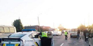 Поліціянти розповіли деталі ДТП у Франківську, де загинула пасажирка мопеда