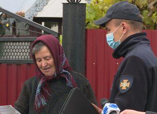 Мешканців прикарпатського навчали правил пожежної безпеки ВІДЕО