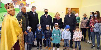 У Коломийському районі запрацював дит садок, який будували близько 10 років ВІДЕО