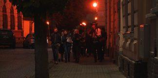 У Коломиї запроваджують вечірні екскурсії ВІДЕО