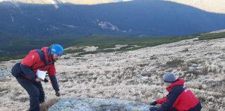 На схилах Чорногори натрапили на таємничий камінь ФОТО