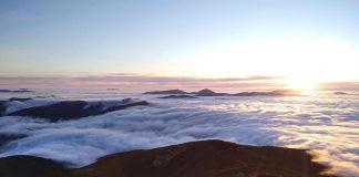 Гірський рятувальник поділився немовірно красивими фото Карпат
