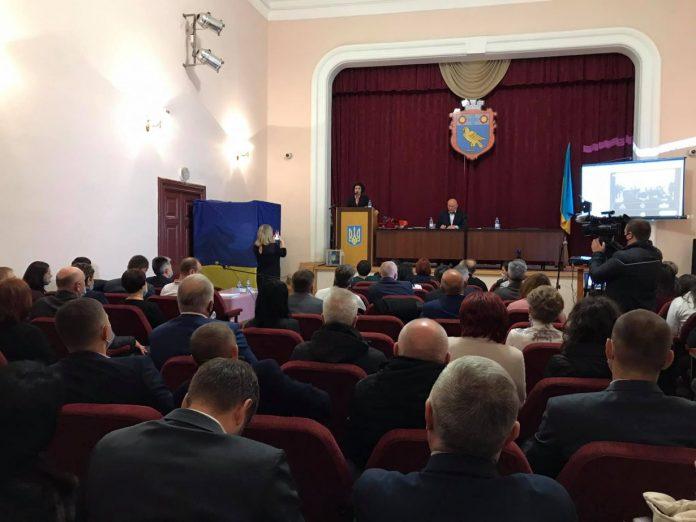 У Бурштинській міській раді не змогли обрати секретаря