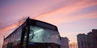 Марцінків перевірив готовність до запуску на маршрути нових комунальних автобусів ФОТО