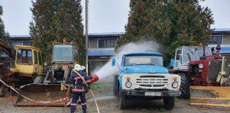 Прикарпатські рятувальники провели спеціальні навчання ФОТО