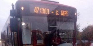 Комунальний автобусний рейс на Березівку збережуть, але маршрут скоротять