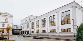 У Католицькому ліцеї на Шевченка відкривають новий корпус
