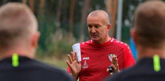 Команда наставника з Прикарпаття Романа Григорчука стала чемпіоном Білорусі з футболу