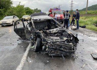 За тиждень у ДТП на Прикарпатті загинули троє людей