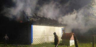 В ніч на середу у вогні загинув 47-річний прикарпатець