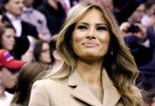 Її останнє Різдво в Білому домі: Меланія Трамп у стильному пальті зустріла ялинку. Фото, відео