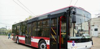 В кінці листопада нові автобуси поїдуть до новоприєднаних сіл, а також з Позитрону на Пасічну