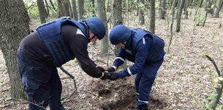 На Франківщині продовжують виявляти застарілу вибухівку