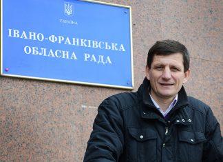 Голова Івано-Франківської облради анонсував завершення своєї політичної кар'єри