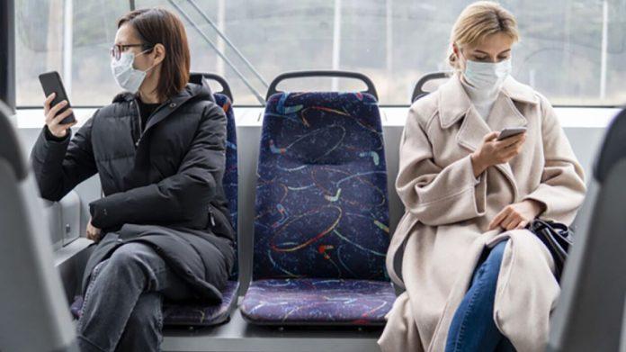 До уваги прикарпатців: за відсутність маски у транспорті штрафуватимуть на місці