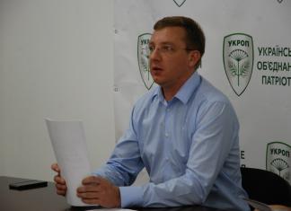 Скандальний депутат від партії Коломойського хоче контролювати бюджет Івано-Франківської області