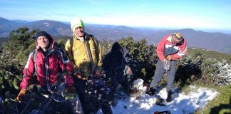 В Карпатах відновили маршрут до гори Висока