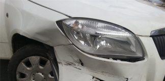 У Коломиї «Шкода» догнала «Форд» - один водій отримав травми