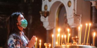 Лідери Церков просять владу не закривати храми під час «карантину вихідного дня»