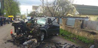 Минулого тижня на Франківщині сталось 35 аварій