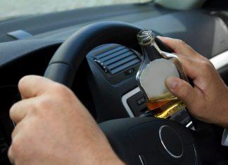 У Франківську затримали п'яного водія
