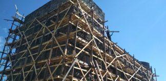 Триває реконструкція обсерваторії «Білий слон» на Піп Івані ФОТО