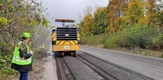 Наступного року на Прикарпатті планують відремонтувати 150 кілометрів доріг