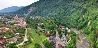 Гори, водоспад та скелі-гіганти: найцікавіші локації Яремче для міні-відпустки ФОТО та ВІДЕО