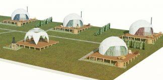 На Прикарпатті планують створити ексклюзивну туристичну цікавинку – глемпінги