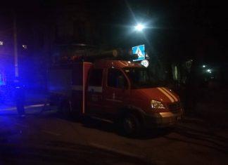 На території популярної прикарпатської броварні трапилася пожежа