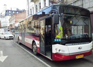 У Франківську вже цього року планують запустити транспорт по об'єднаних бульварах