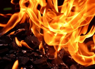Цієї ночі у міському парку імені Шевченка трапилася пожежа