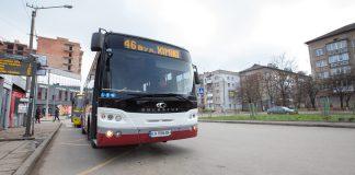 Сьогодні на вулиці Івано-Франківська виїхали 4 нових комунальних автобусних маршрути