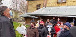Мешканці села Вовчинець хочуть, щоб старостою став Михайло Назар