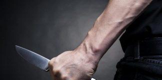 У Франківську засудили чоловіка, котрий з ножем напав на хлопця з дівчиною