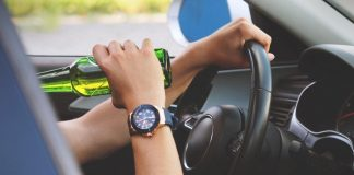 Минулоріч на Прикарпатті спіймали більше тисячі п'яних водіїв