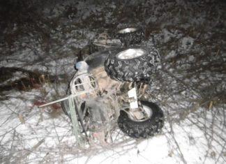 На Франківщині у Карпатах перекинувся квадроцикл - загинув 10-річний школяр
