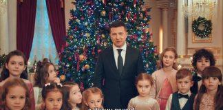 """""""Реальна любов"""" Зеленського: новорічне привітання президента виявилось плагіатом відомого фільму. Відео"""