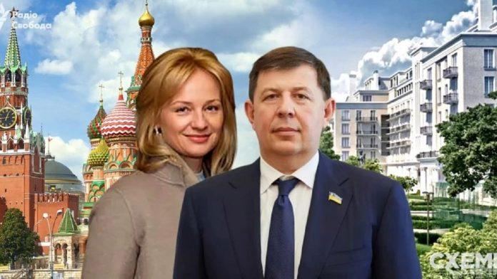Цивільна дружина скандального нардепа Тараса Козака купила квартиру в Москві за $13 млн