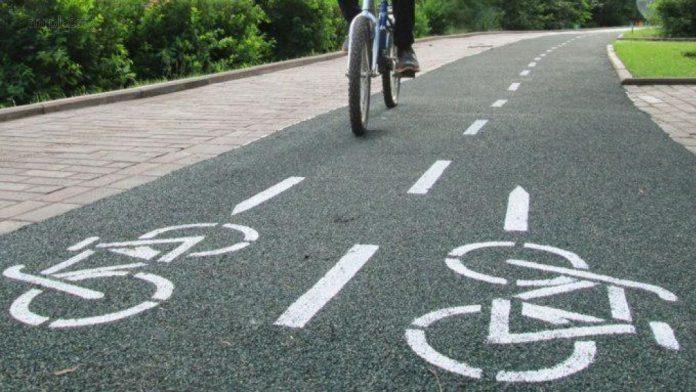 Батько з сином розпиляли більше 3 мільйонів на облаштуванні велодоріжок у  Галичі - PRAVDA.IF.UA: Новини твого міста